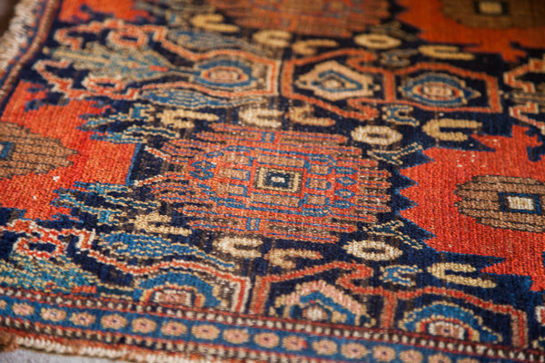 Persian Senneh antique rug