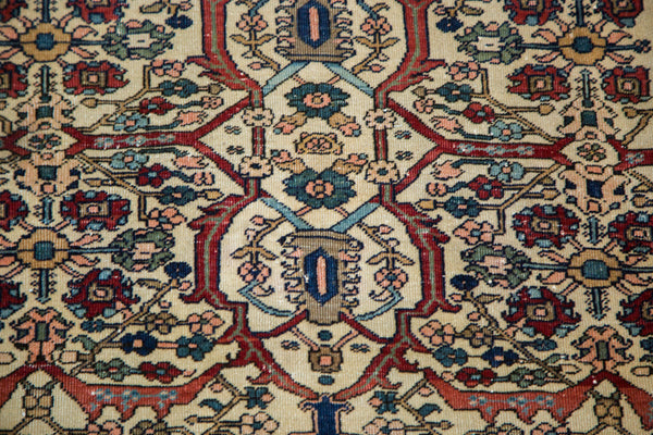 Finely Knotted Antique Persian Rug / Item 1294 image 4