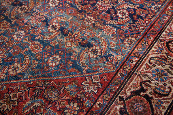 Fine Blue Malayer Area Rug
