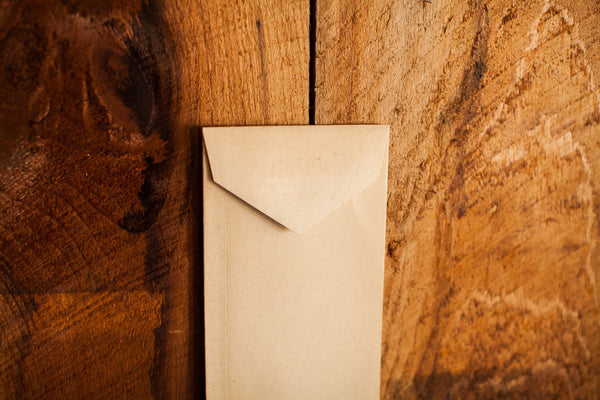 Antique House Deed Envelope