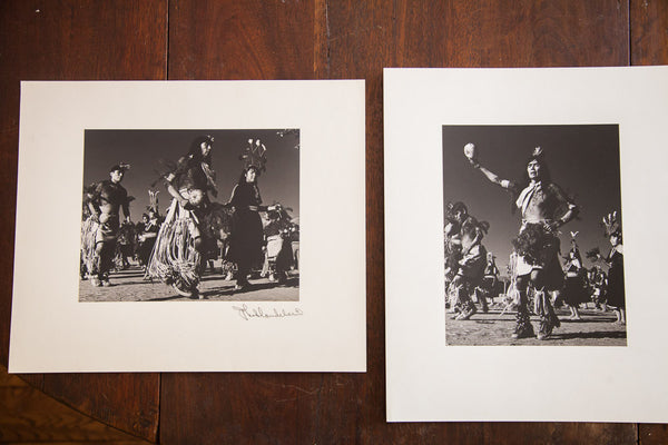 Native American Dance Ceremony Photographs - Old New House