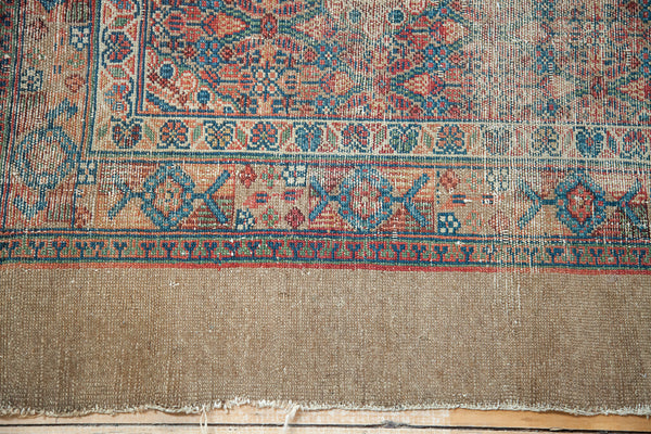 3x8 Antique Camel Hair Serab Style Runner - Old New House