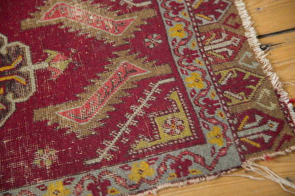 Antique Turkish Mat