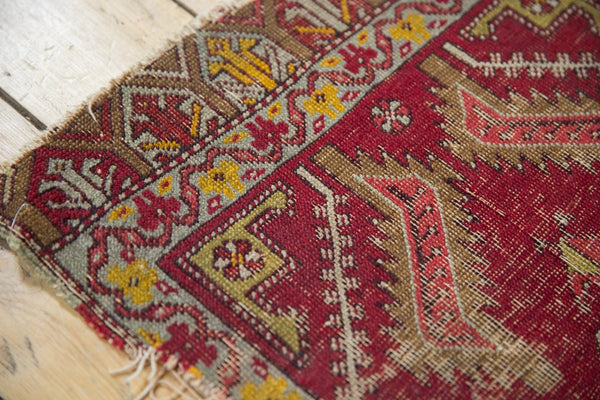 2x3 Antique Turkish Mat
