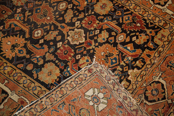 4x5 Antique Caucasian Rug - Old New House