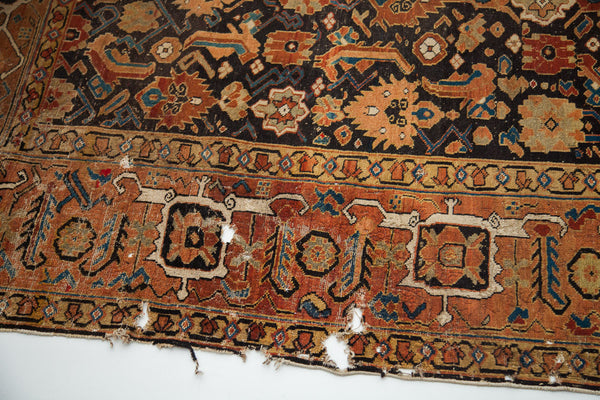 Tribal antique rug