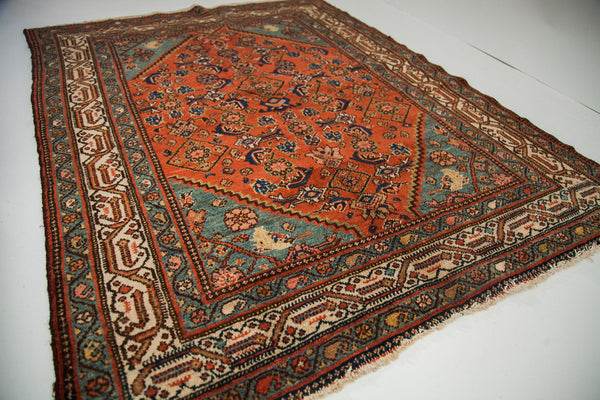 Persian Malayer scatter rug