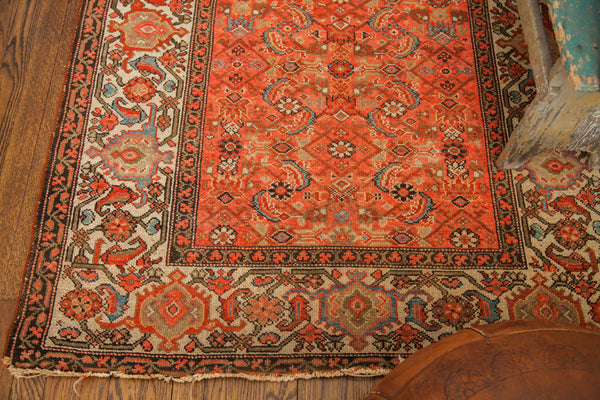 4x6 Vintage Malayer Rug - Old New House