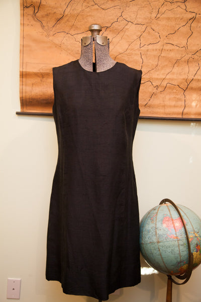 Vintage Black Mancini Dress - Old New House