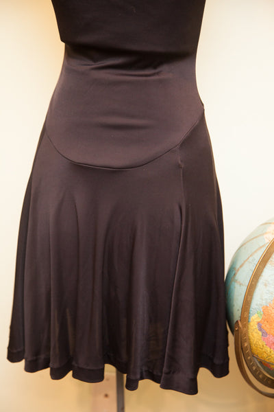 Vintage Betsey Johnson Black Dress - Old New House