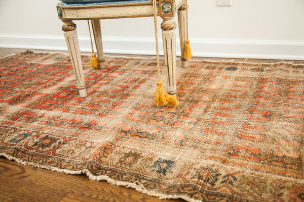 3x6 Antique Worn Rug - Old New House