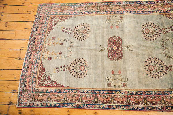 5x7 Antique Laver Kerman - Old New House