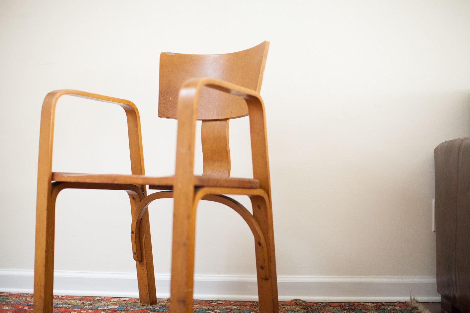Previous Image Next Image. Early Vintage Thonet Bent Plywood Chair ...