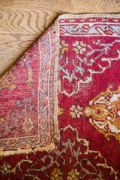 Small Turkish Scatter Rug / Item 1734 image 5