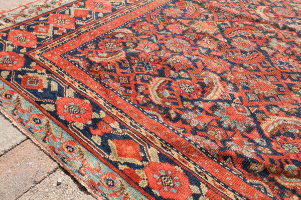 7x19 Persian Malayer Palace Runner - Old New House