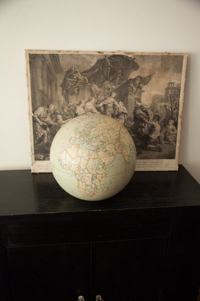 Vintage Repologie Light Blue Globe - Old New House