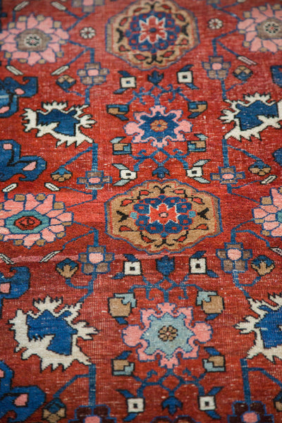 Antique Persian Bijar Area Rug / Item 1868 image 5