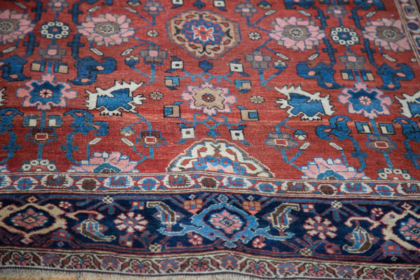 Antique Persian Bijar Area Rug / Item 1868 image 7