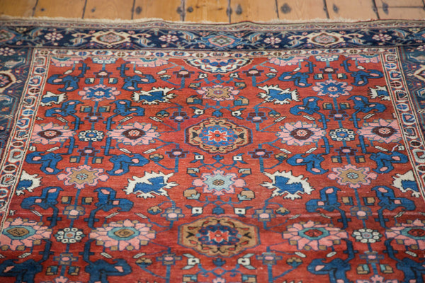 Antique Persian Bijar Area Rug / Item 1868 image 3