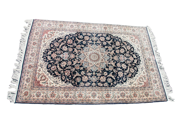 4.5x7 Vintage Pak Persian Rug - Old New House