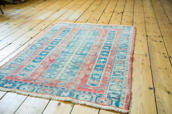 3x4 Vintage Turkish Sparta Rug - Old New House