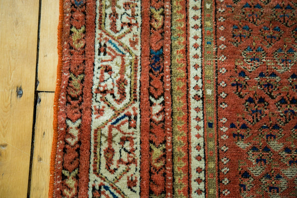 4x6.5 Antique Persian Serbend Rug - Old New House