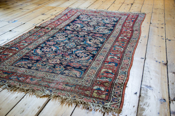 3.5x6 Antique Northwest Persian Rug - Old New House