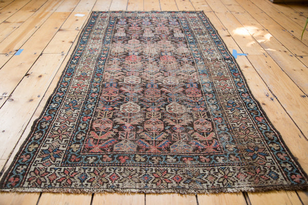 3x5.5 Vintage Kurdish Rug - Old New House