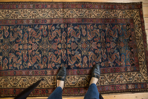 Antique Hamadan Rug / Item 2092 image 3
