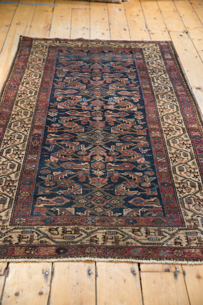 Antique Hamadan Rug / Item 2092 image 9