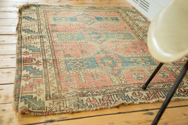 3.5x4.5 Antique Avar Rug - Old New House