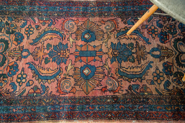 2.5x4.5 Vintage Lilihan Rug - Old New House