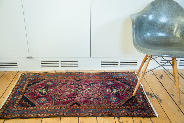 2.5x4 Vintage Lilihan Rug - Old New House