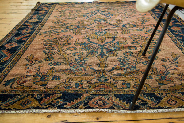 5x6 Antique Lilihan Square Rug - Old New House