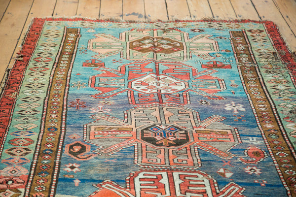 5x8 Antique Southern Caucasian Rug - Old New House