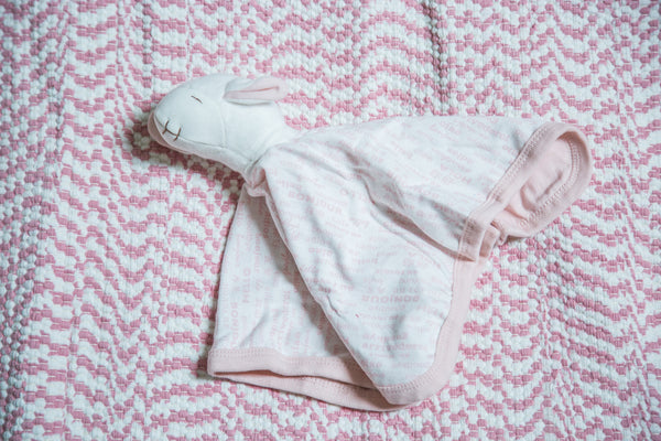 Organic Cotton Baby Sleep Sheep Pink - Old New House