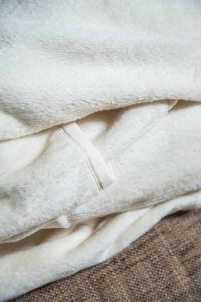 Super Soft Organic Cotton King Blanket - Old New House