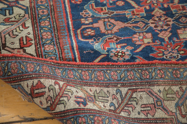 Antique Bijar Rug / Item 2160 image 5