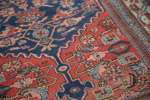 Antique Bijar Rug / Item 2160 image 6