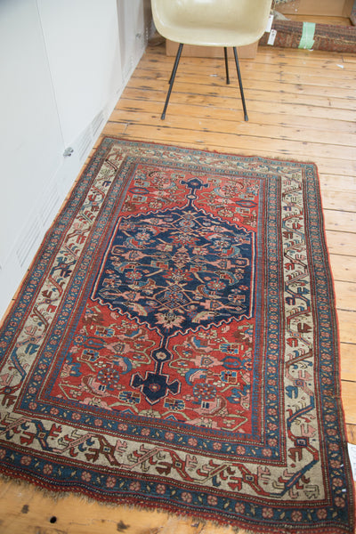 Antique Bijar Rug / Item 2160 image 7