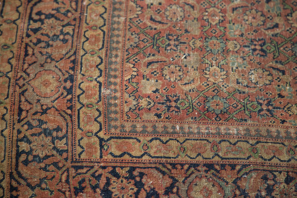 Antique Tabriz Rug / Item 2171 image 5