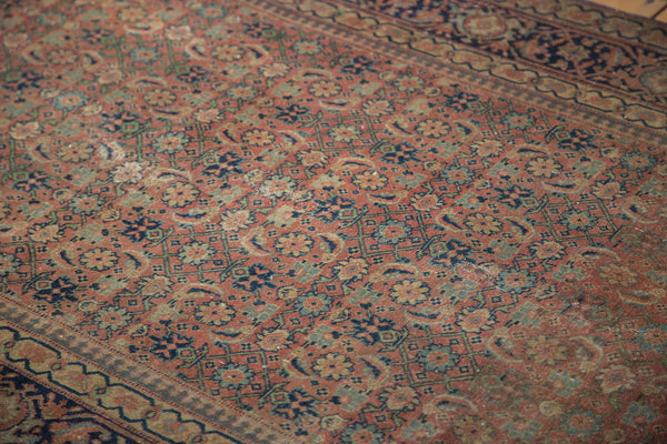 Antique Tabriz Rug / Item 2171 image 7