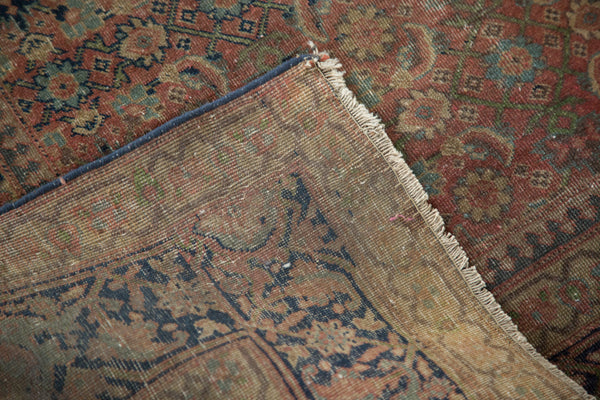 Antique Tabriz Rug / Item 2171 image 9