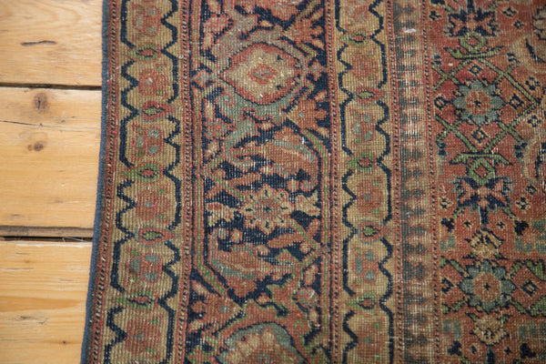 Antique Tabriz Rug / Item 2171 image 10