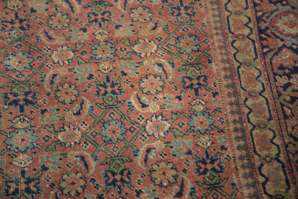 Antique Tabriz Rug / Item 2171 image 11