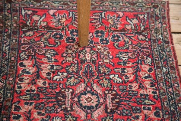 2x3 Vintage Lilihan Rug Mat - Old New House