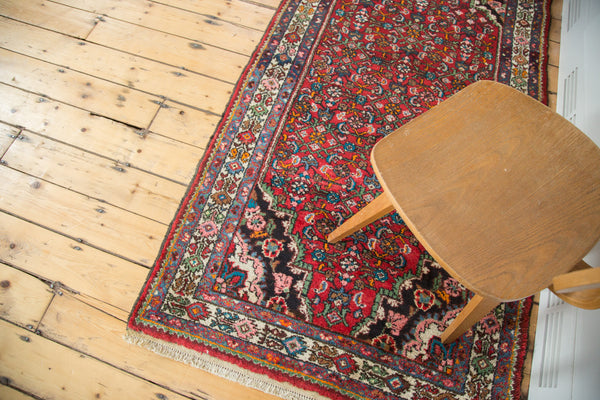 3.5x6.5 Vintage Borchalou Rug - Old New House