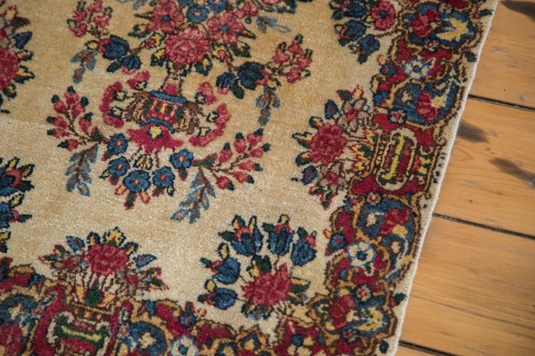 2x3 Vintage Kerman Rug Mat - Old New House