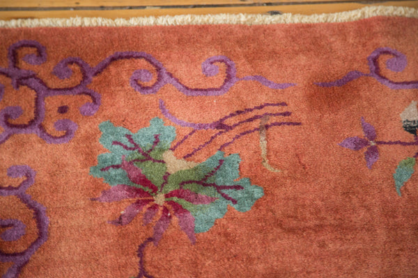 3x5 Vintage Art Deco Nichols/Fette-Li Rug - Old New House