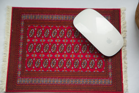 Bokhara Mouse Pad - Old New House